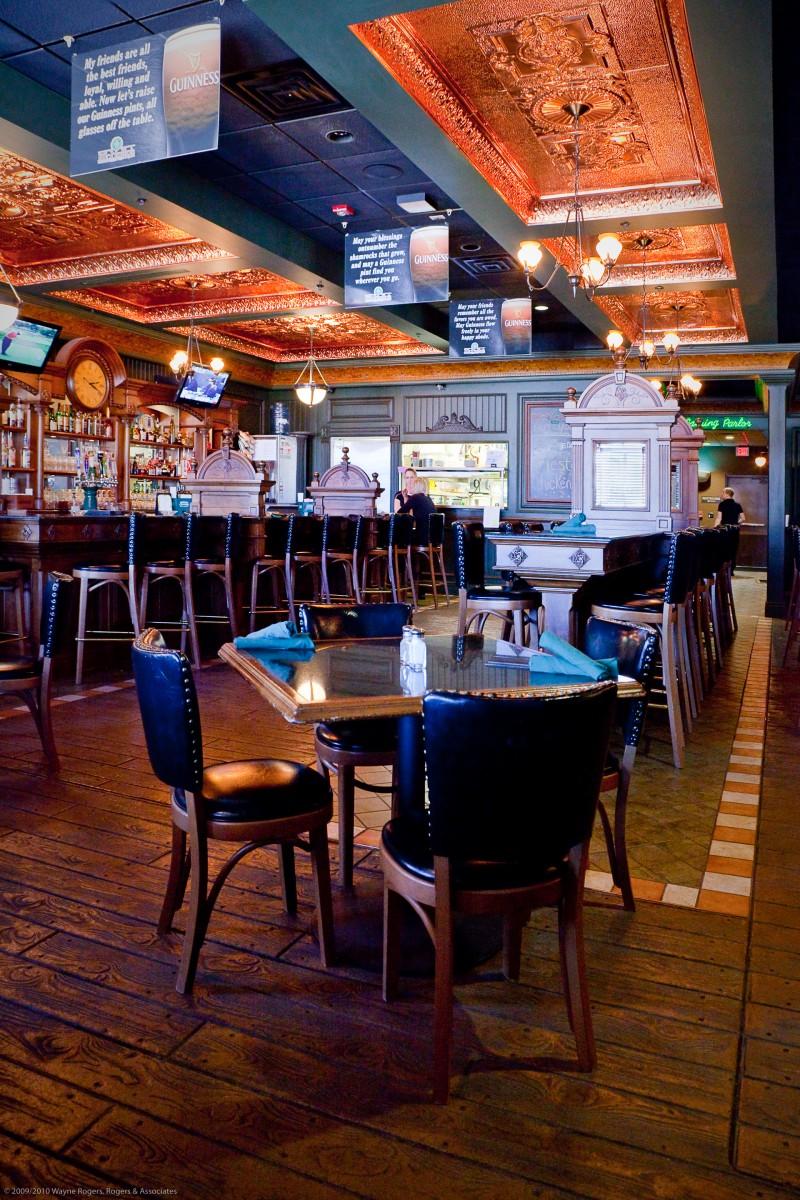 Mcnally 39 s irish pub matz painting wallcovering for Interior painting harrisburg pa