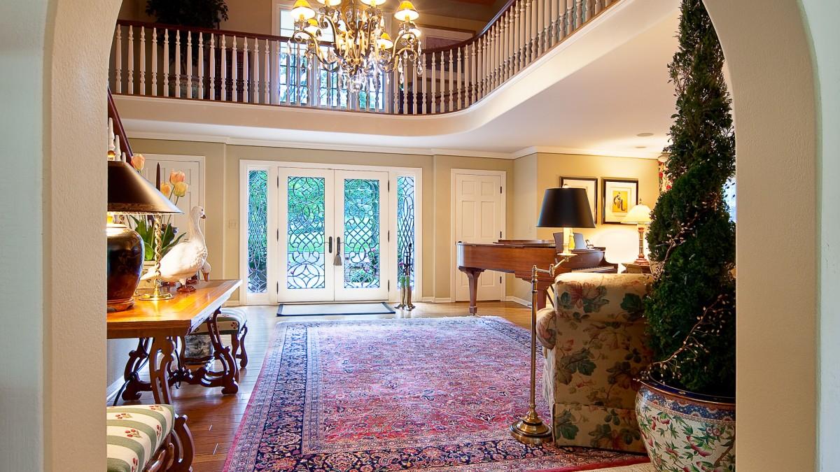 Colonial Home Interior
